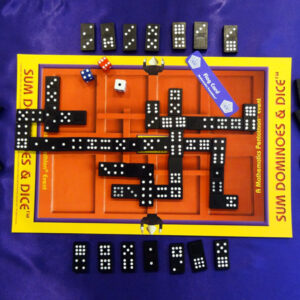 Sum Dominoes & Dice - Game