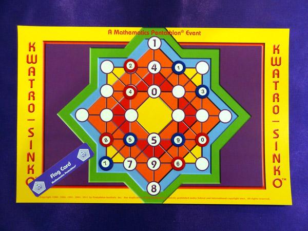 Kwatro -Sinko - Complete Game