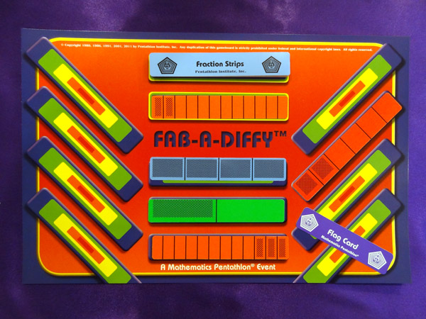 FAB-A-DIFFY - Complete Game