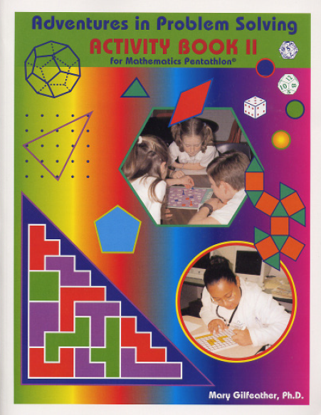 Adventures in Problem Solving Activity Book II-3
