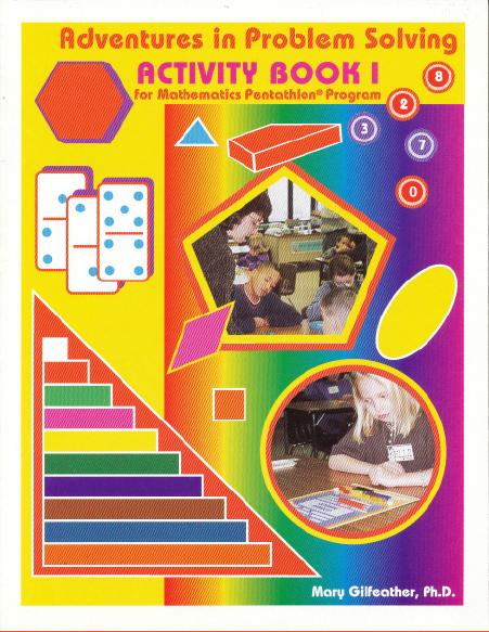 Adventures in Problem Solving Activity Book II