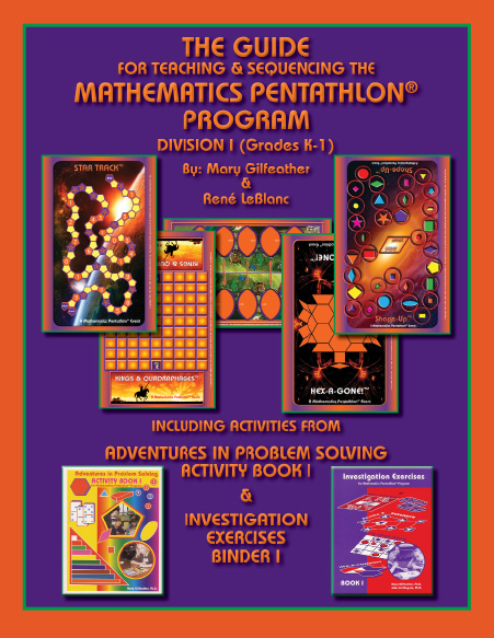 The Guide for Teaching and Sequencing the Mathematics Pentathlon Program Division III