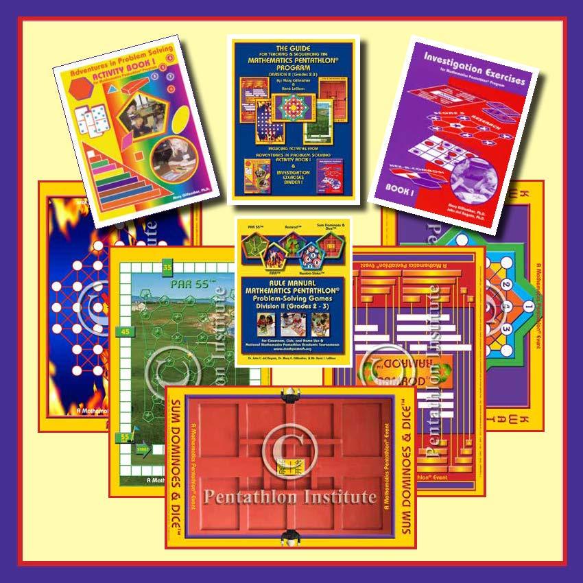 DIVISION II (Grades 2-3) GAMES